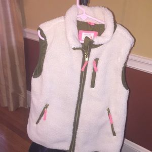 NWT Crewcuts vest